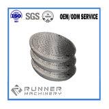 OEM de fábrica ISO9001 Investimento Fundição de aço inoxidável de Cera Perdida Parte máquinas CNC