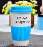 Tazza di ceramica doppia di ceramica della tazza di caffè di Starbuck della tazza di caffè