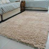 Zona interior de la puerta del piso de acrílico algodón poliéster antideslizante de la oración de microfibra alfombras de chenilla
