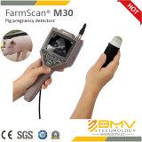 Машина ультразвука режима Famrscan M30 горячая продавая портативная b для больших животных