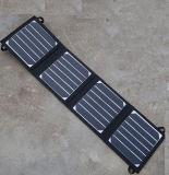 이동 전화 힘 은행을%s 14W USB 태양 전지판 충전기