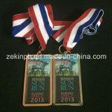 Medallas personalizadas con cintas