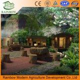 高品質の生態学的な温室のレストラン中国製