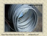 En acier inoxydable ASTM A249 Fin tuyau du condenseur