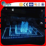 Bom desenho Rectangle Shape Big Dancing Music Outdoor Fountain