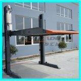 2 elevatore semplice di parcheggio del Jack del pavimento del paletto 2 della Comunità del CE delle colonne 2