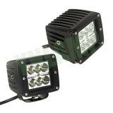 3inch 18W 크리 사람 반점 또는 플러드 광속 작동 램프 LED 일 빛