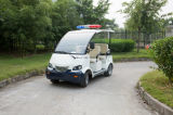 4 Patrouillewagen van de Veiligheid van de Speelplaats van het Park van de zetel de Elektrische