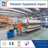 S. S. 304 Cámara de acero inoxidable filtro prensa de la extracción de aceite de coco