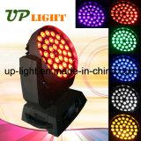 RGBWA UV36*18w 6in1 LED bewegliches Hauptstadiums-Licht