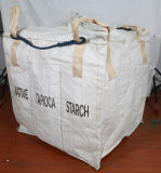 White Cross Angle Blue Sling Big Ton Bulk Bag