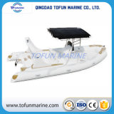 Hypalon/PVC aufblasbares Rippen-Boot (RIB580 S vorbildliche aktualisierte)
