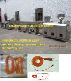 Vollautomatischer doppelte Schicht-Infusion-Rohr-Produktionszweig