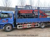 China Eficiente Rojo Nueva Excavadora Pequeña Excavadoras para la venta