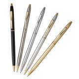 304 Edelstahl-Beleg-Karosserien-Rod-heißes Verkaufs-Qualitäts-klassisches Metallfördernder Geschenk-Kugelschreiber (ZH-1288)