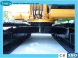 Yuchaiエンジンを搭載する15tonneクローラー油圧掘削機か坑夫のバックホウ