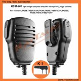 Speaker à distance Microphone Replacement pour Kenwood Tk3207/Tk3160/Tk265/Tk270/Tk365/Tk380