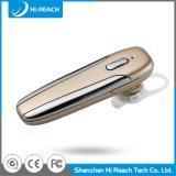 Receptor de cabeza sin hilos del auricular de Bluetooth del teléfono móvil