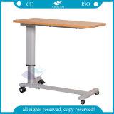 룸 병원 Overbed 조정가능한 참을성 있는 테이블