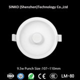 Dali, 0-10V, Stoß, Decken-Lampe Dimmable LED Downlight des TRIAC-LED