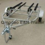 제조자 공급에 의하여 직류 전기를 통하는 강철 가벼운 의무 3.8m 두 배 제트기 스키 트레일러 (CT0063)