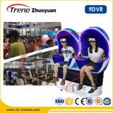 Juego de la diversión de realidad virtual dinámico 9d huevo Vr Cine Simulador
