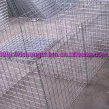 Gaiola/Hesco da areia como a gaiola/para o uso das forças armadas ou para proteger