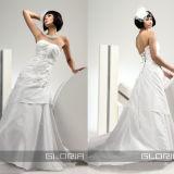 De witte Kleding van het Huwelijk (PB8034)