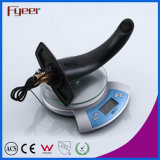 Fyeer Oil Rubbered Bronze Automatic Sensor Tap for Cold Water