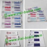 Impression des étiquettes personnalisées autocollant pour flacon en verre, le sérum flacon ou bouteille en plastique