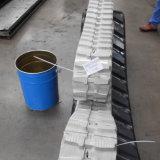 chenille en caoutchouc gris (200x72x42) pour excavatrice Kubota KH31, KH35, KH36