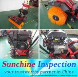Servizi di controllo di qualità degli strumenti di giardino/di controllo di controllo di qualità spazzatrice della neve