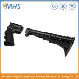 ABS personnalisé de sablage de moulage par injection de plastique pour l'électronique