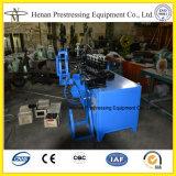 Máquina redonda de la canalización del metal de la tensión del poste