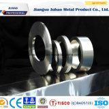 La meilleure épaisseur des prix 0.05mm a personnalisé Stainelss extérieur le matériau qu'en acier a laminé à froid la bobine de l'acier inoxydable 301