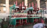 Presse hydraulique en caoutchouc