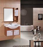 衛生製品PVC浴室用キャビネットの虚栄心(W-179)