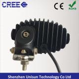 """6 """" lámpara del trabajo del CREE LED de 12V-24V 40W 8X5w para el alimentador"""