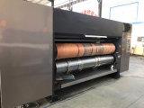El color de impresión automática de 4 de cartón de asignación de fechas y troqueladora