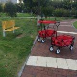 Carro de jardim de serviço público ao ar livre