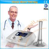 De draagbare Apparatuur van de Therapie van de Drukgolf van het Apparaat Eswt Voor SpierPijn