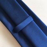 Comercio al por mayor de tejido Jacquard Logotipo personalizado Neck Tie, amarres 100% poliéster