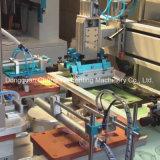 Automatischer Silk Bildschirm-UVdrucker für Plastiktabellierprogramm