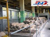 鋳造のための連続的なマルチ車のアニーリング炉