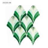 Mosaico di cristallo di vetro macchiato della parete delle mattonelle religiose della decorazione da vendere