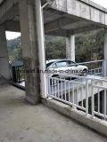 Approbation CE de l'élévateur à quatre montants verticaux pour la voiture à la hausse