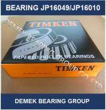 Timken Hot vender pulgadas de rodamiento de rodillos cónicos JP16049/jp16010