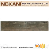150X800mmのスリップ防止木製の一見の磁器のタイルの床のための無作法な床タイル