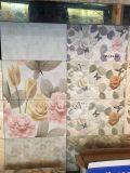 Los materiales de construcción resistente al agua de baño baldosas de pared de cerámica de flores