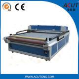 La alimentación automática de la máquina láser CNC para Textiles, Cloth Acut-1325